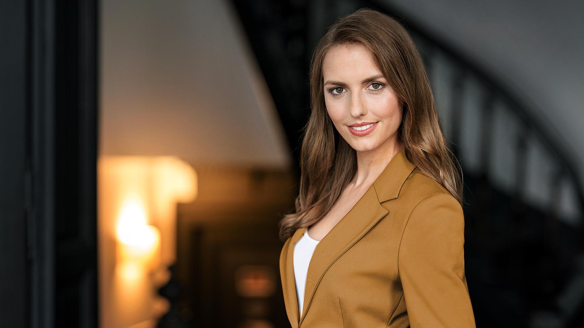 Liza Kohl, Geschäftsführerin von LIZA IMMOBILIEN in Hamburg und Köln